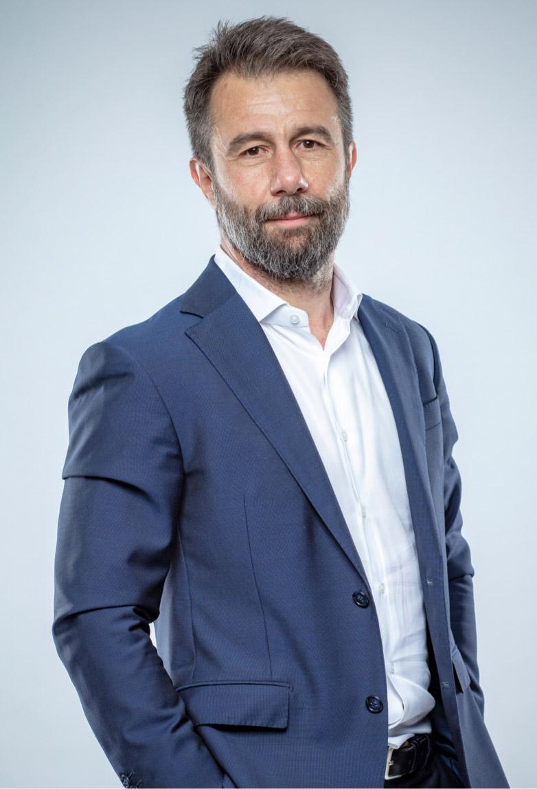 Massimo Scagliarini CEO GVS Group
