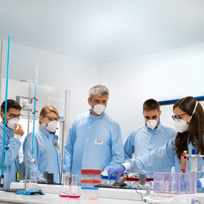 Luca Querzè - laboratories