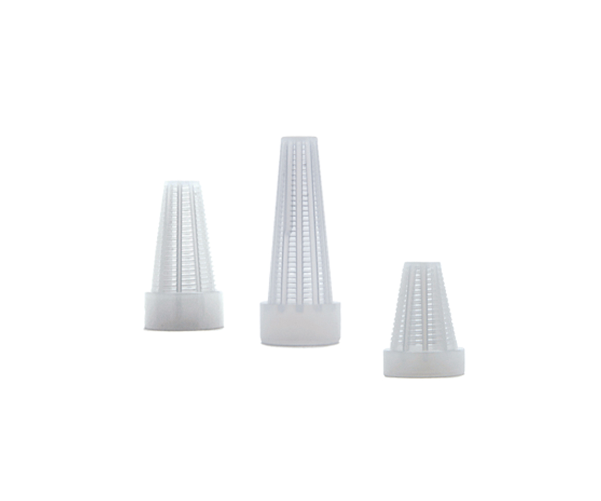 Conical Plastic Filter, image 1