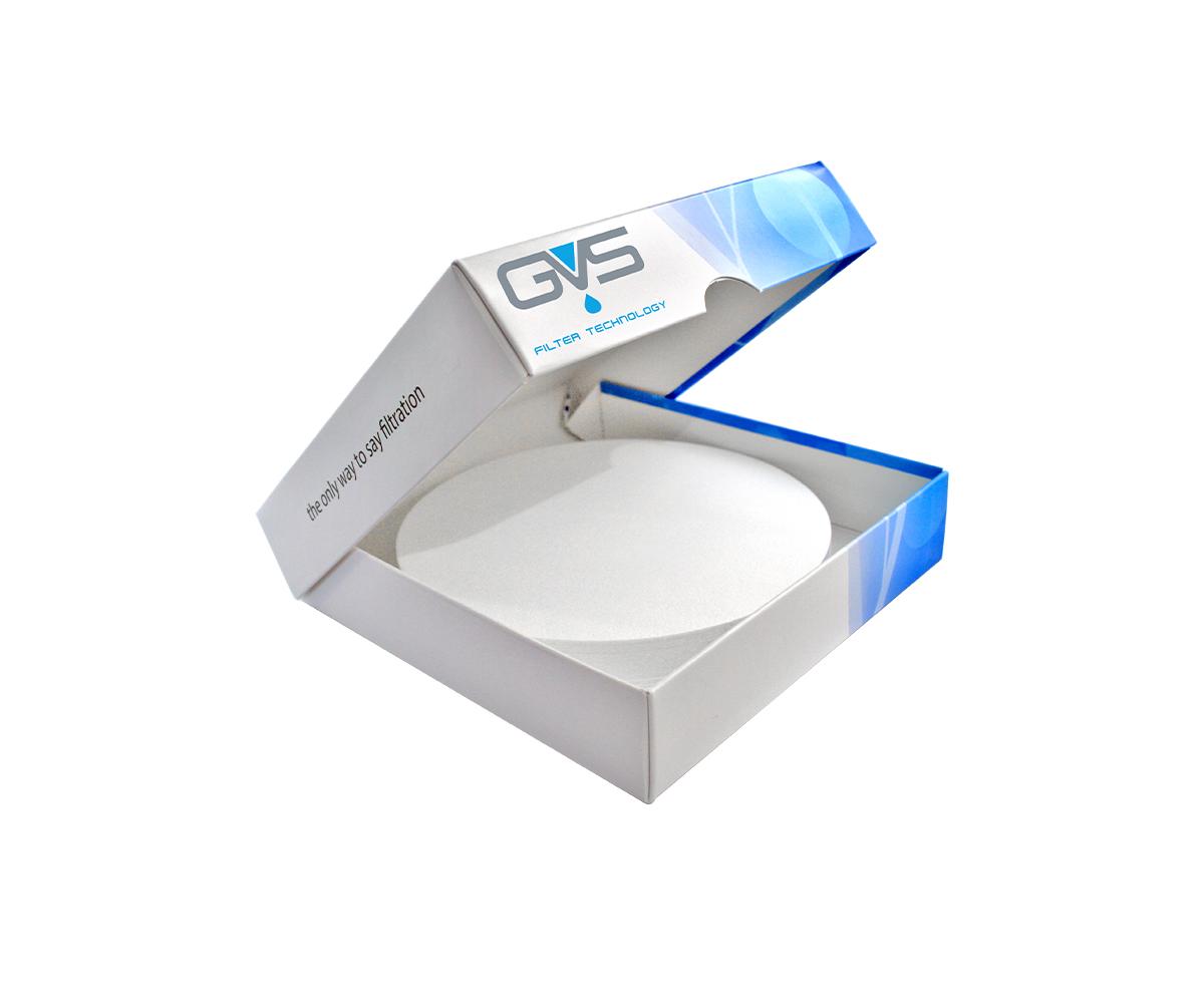 Quartz Microfiber Filter, image 1