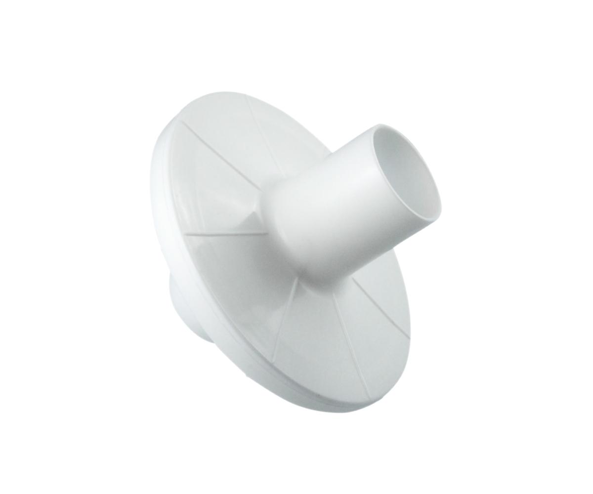 Electrostatic spirometry filter for Peak Flow Meter, image 1