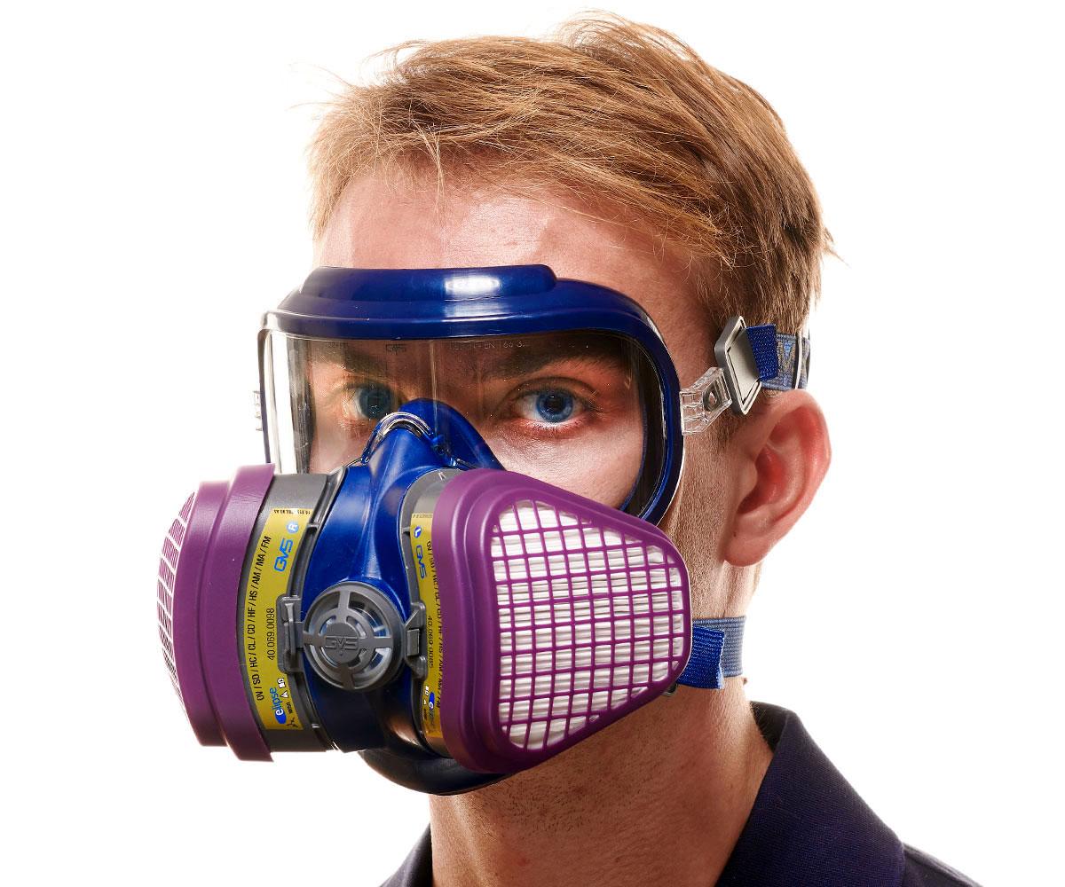 Elipse Integra P100 Multigas Respirator, image 2