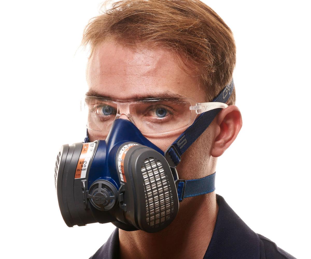 Elipse A1P3 Respirator, image 3