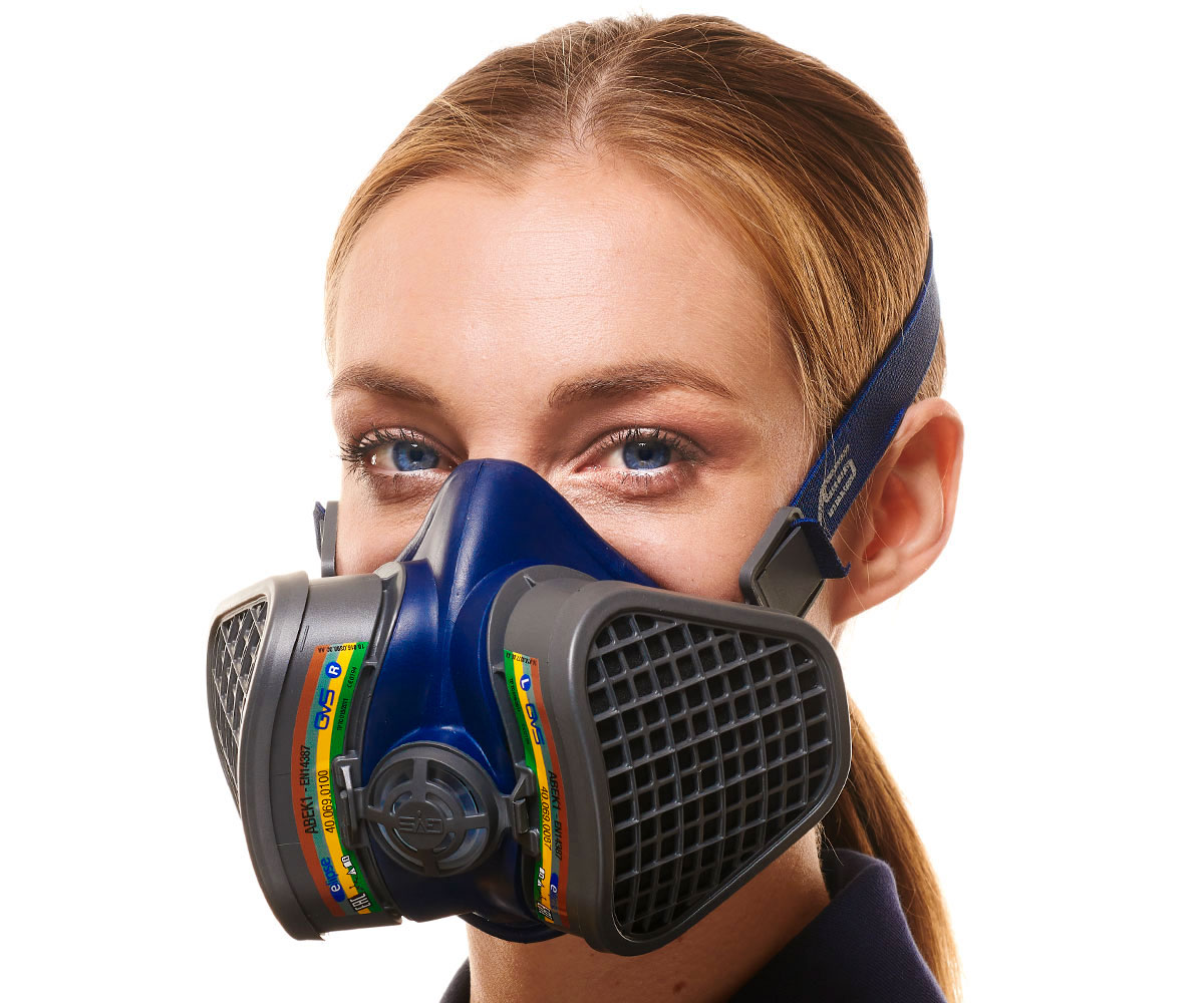 Elipse ABEK1 Respirator, image 3