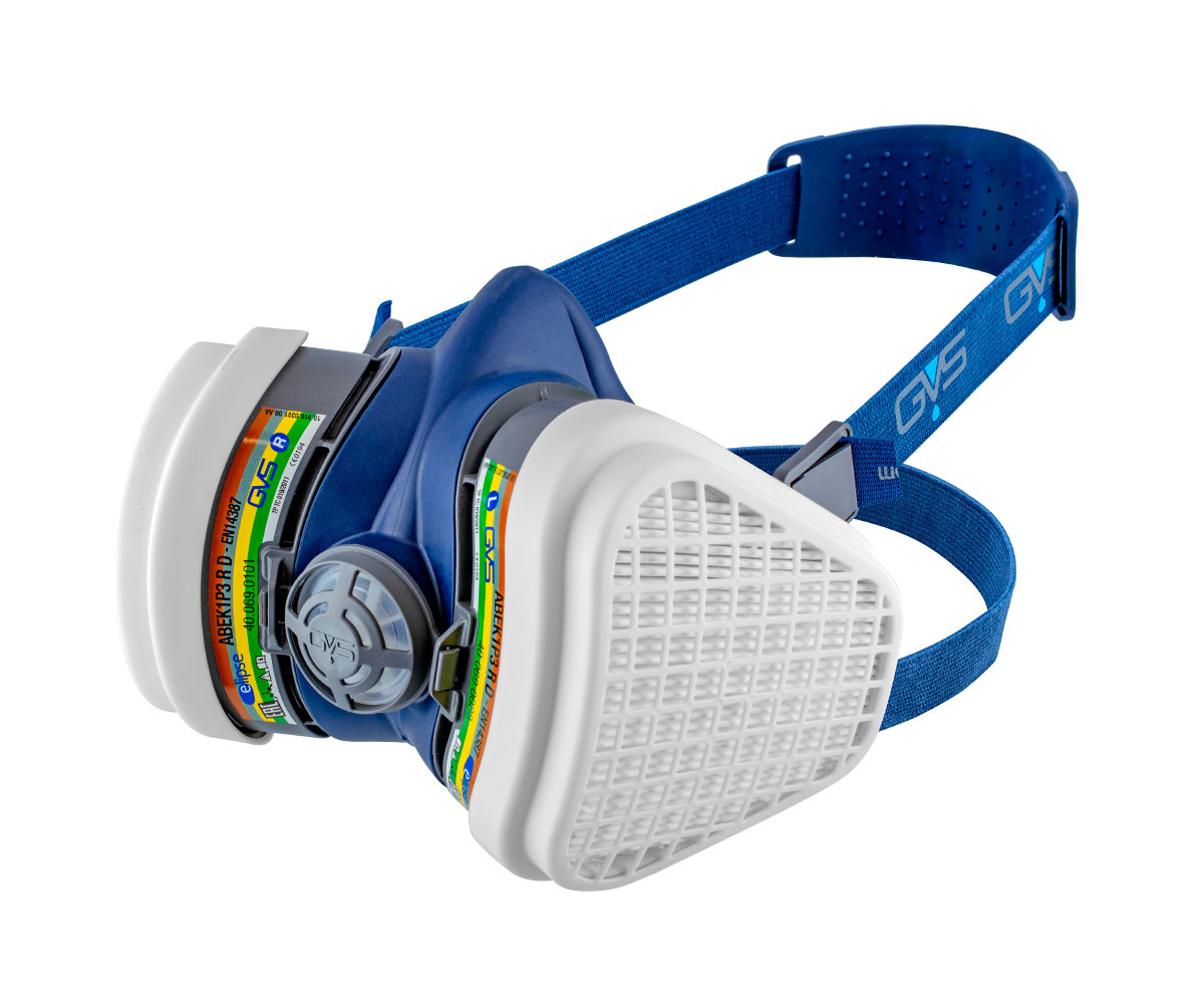 Elipse ABEK1P3 Respirator, image 1