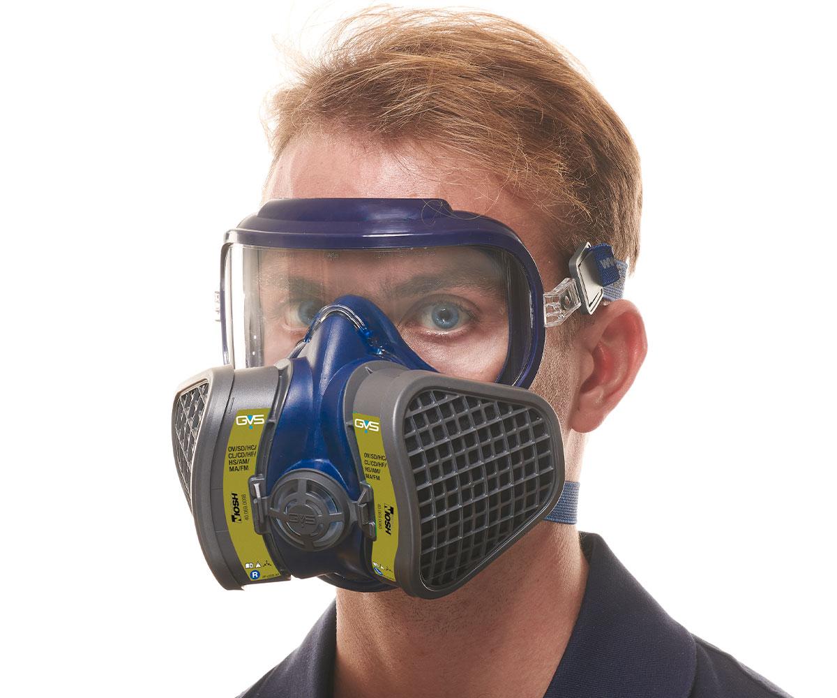 Integra Multigas NIOSH Respirator, image 3