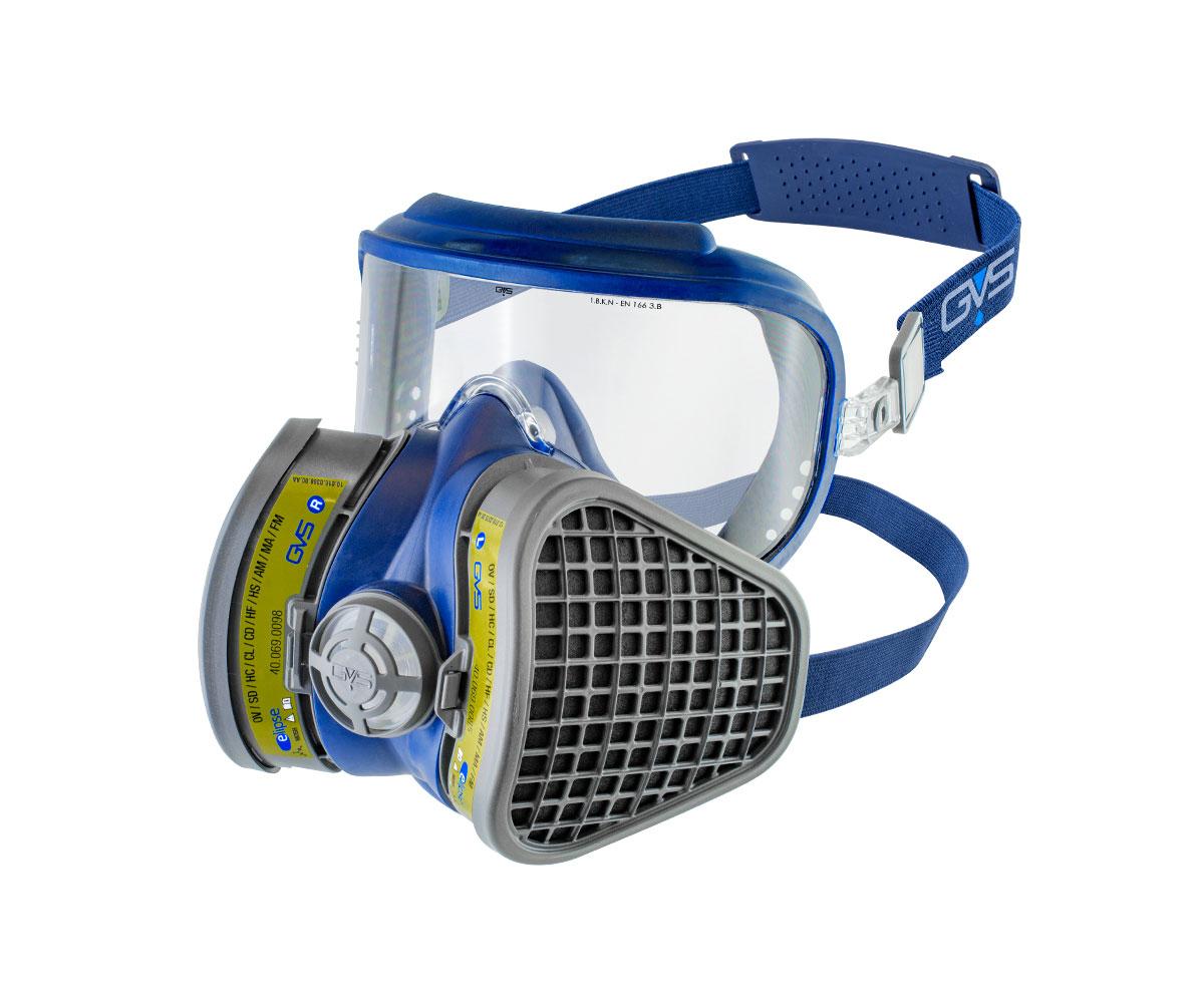 Integra Multigas NIOSH Respirator, image 1
