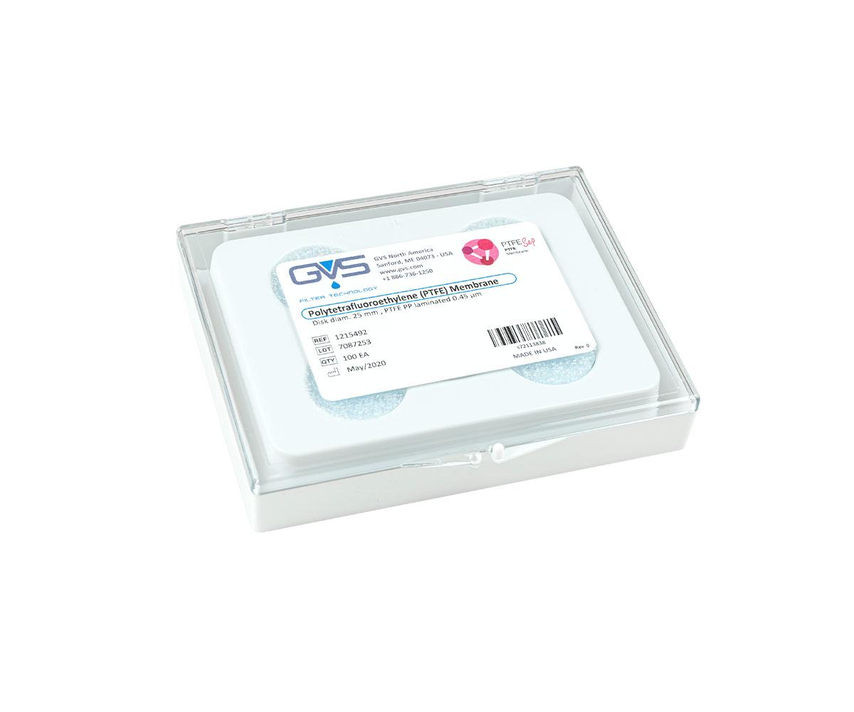 Polytetrafluoroethylene (PTFE) Membrane for Environmental Monitoring, image 2