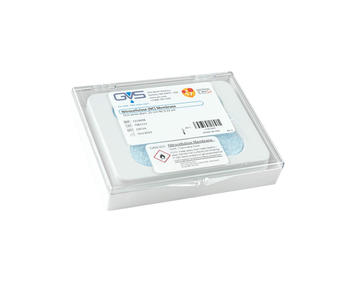 Membrane in Esteri Misti di Cellulosa (MCE) per Monitoraggio Ambientale, immagine 2
