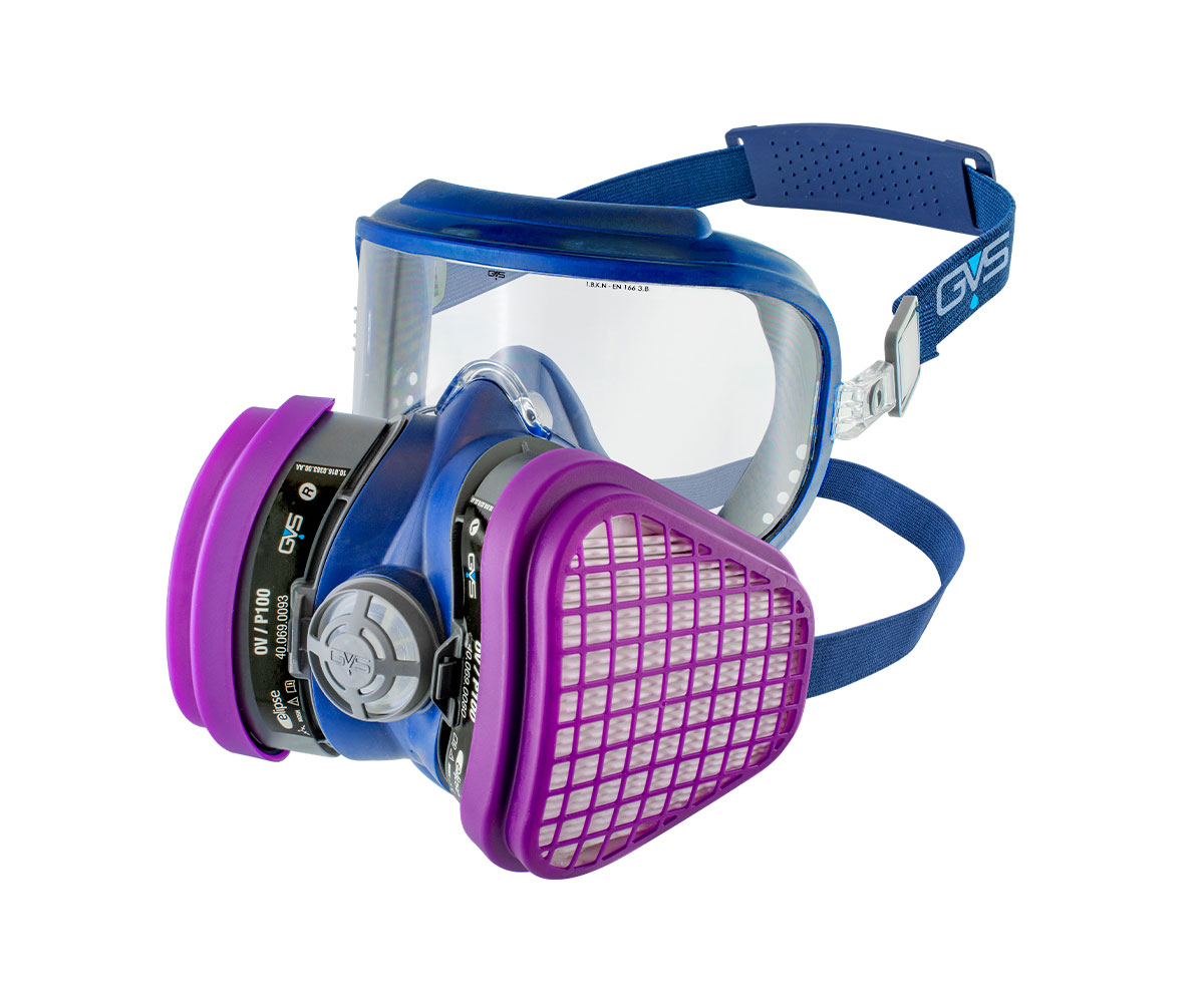 OVP100 Integra NIOSH Respirator, image 1
