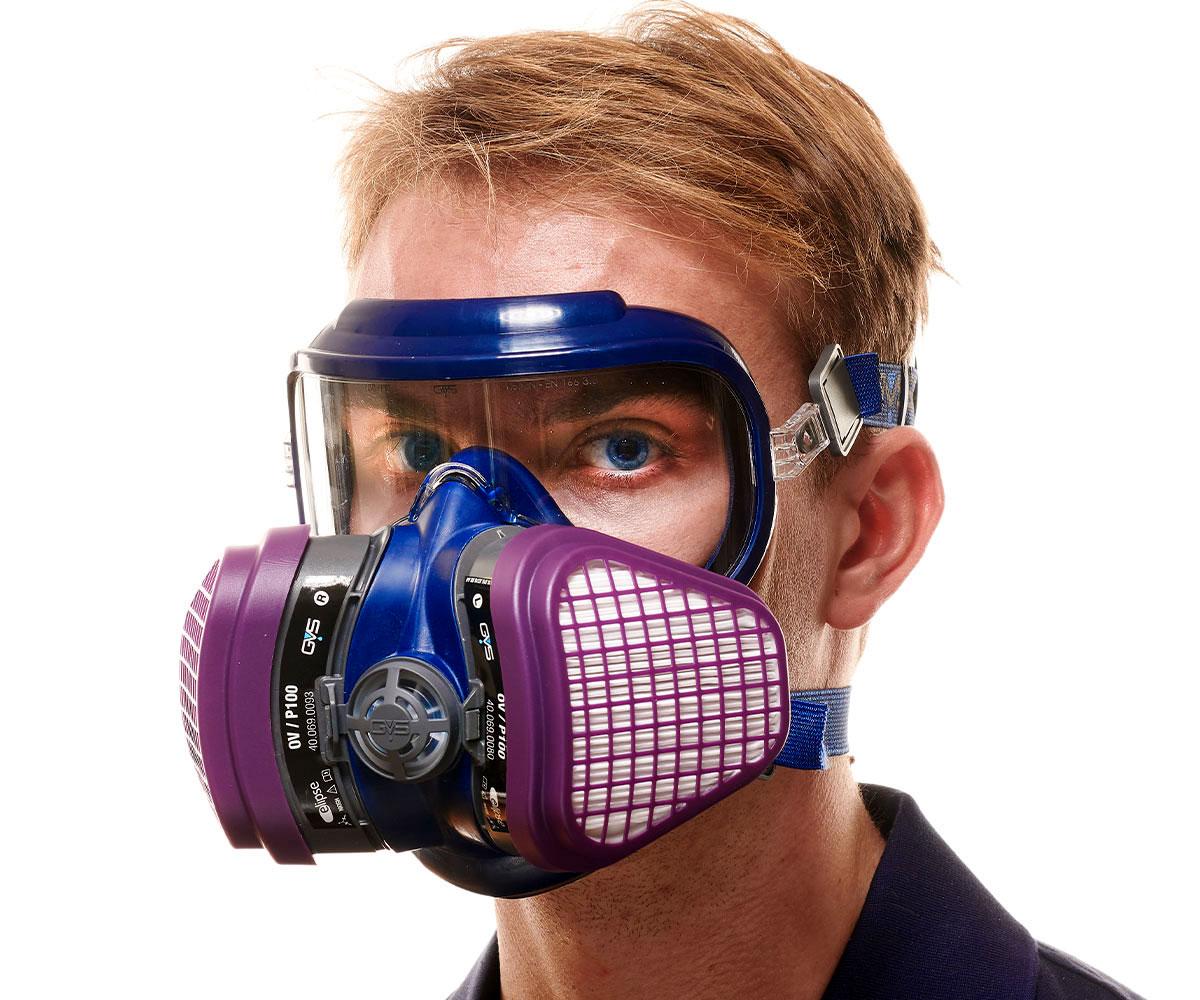 OVP100 Integra NIOSH Respirator, image 2