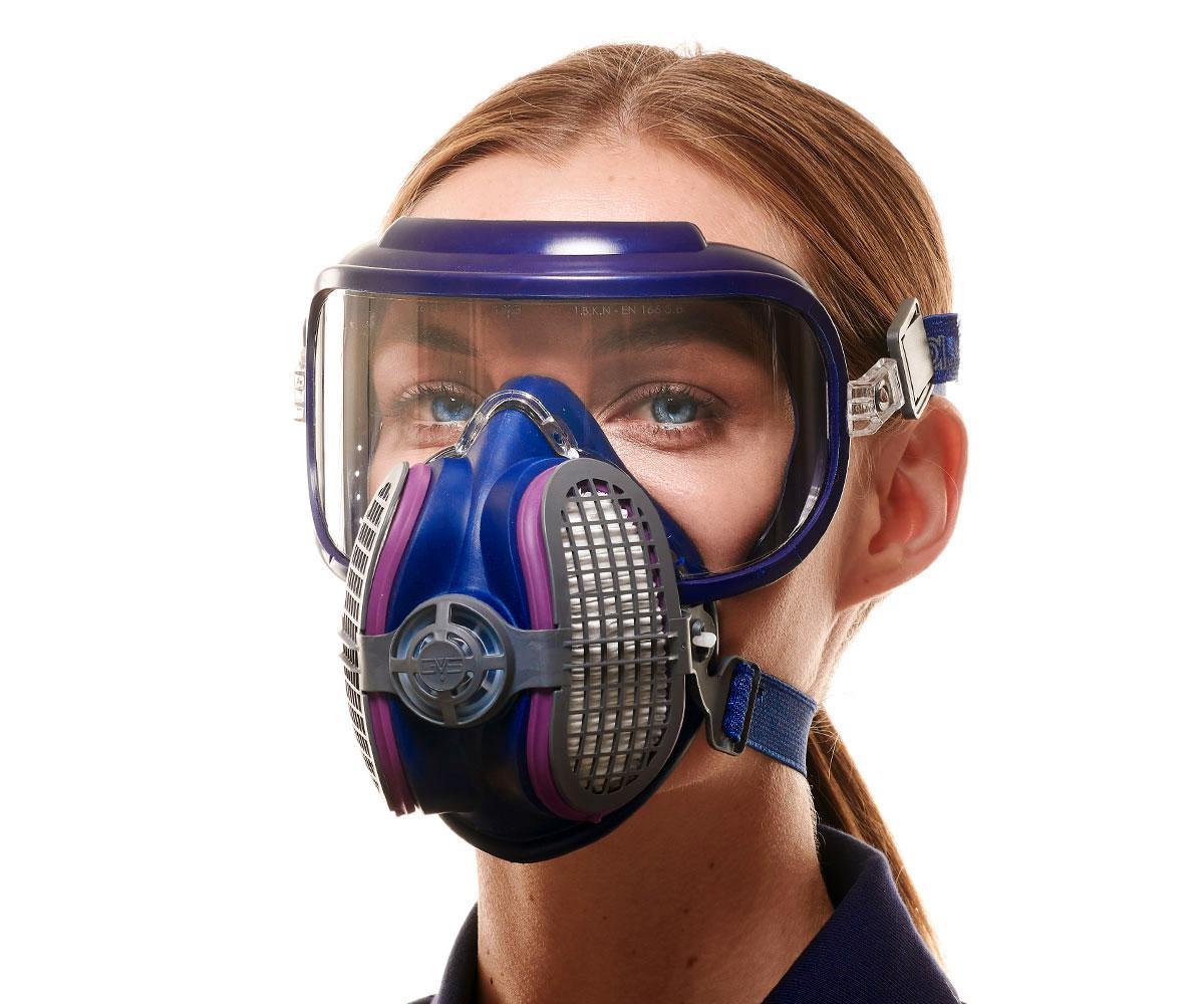 Maschera Elipse Integra P100 Antiodore NIOSH, immagine 3