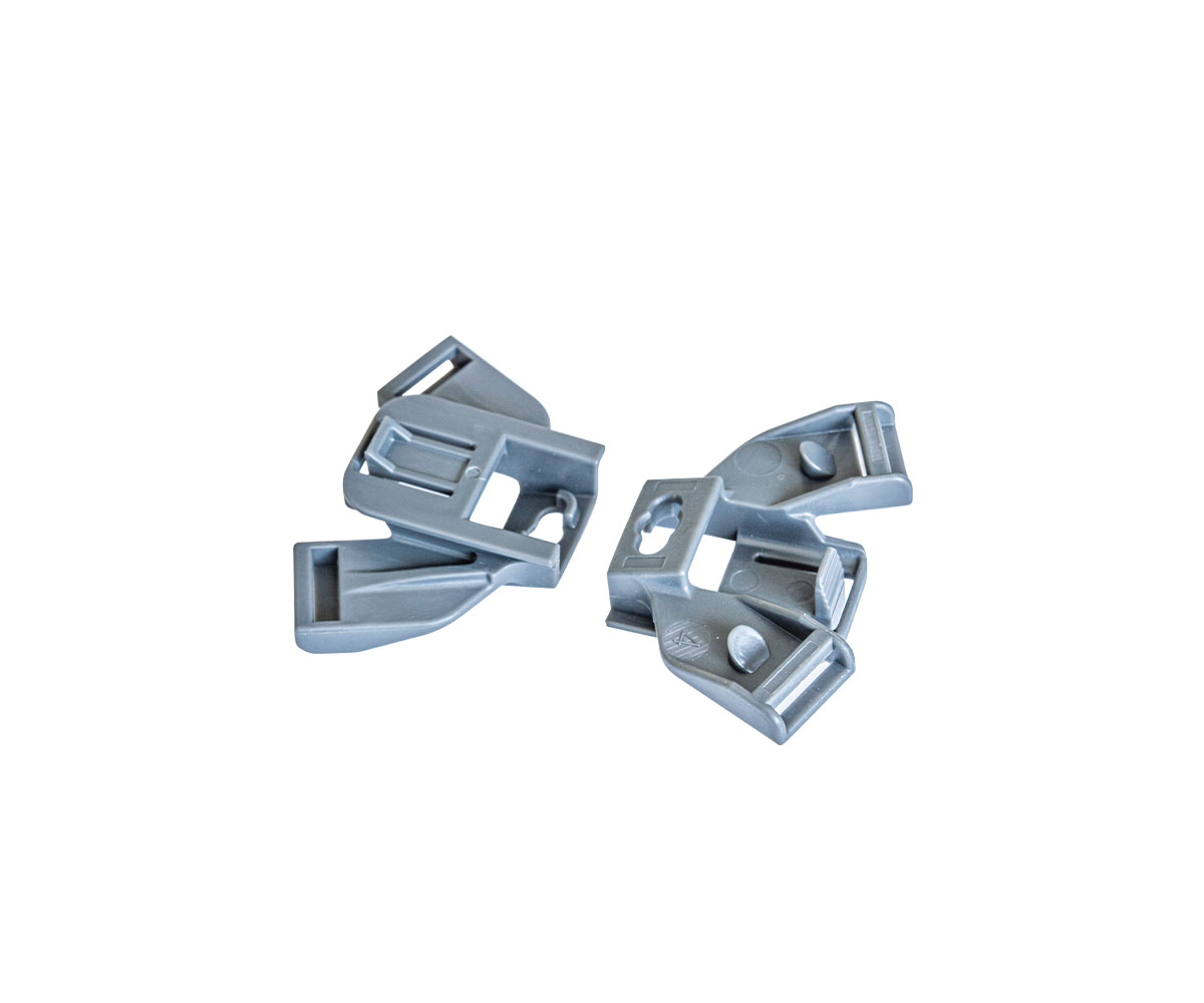 SPM564 Fibbie in plastica per maschere Elipse protezione gas ad Alta Efficienza, immagine 1