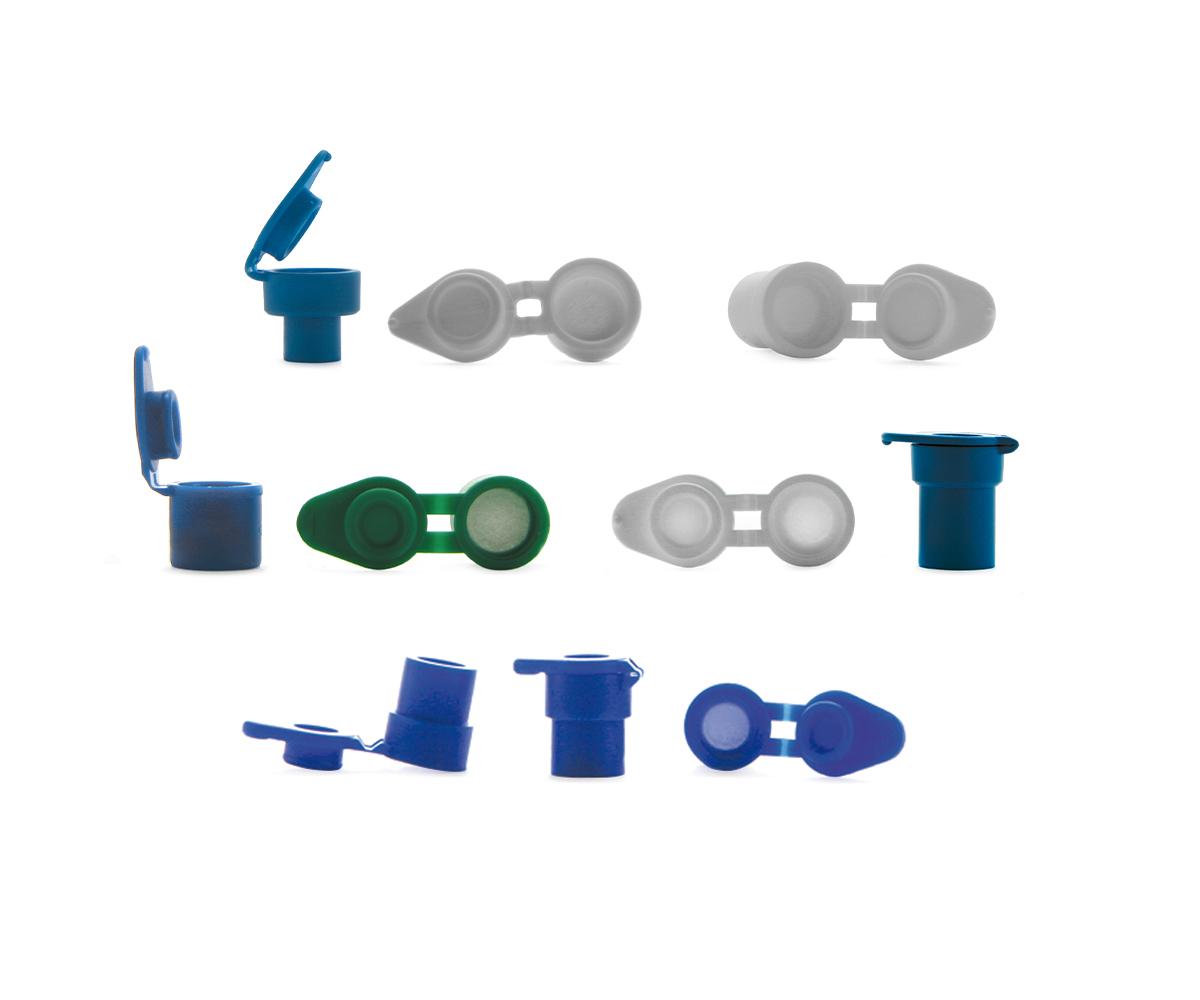 Bacterial Air Vents con Closing Cap, immagine 1