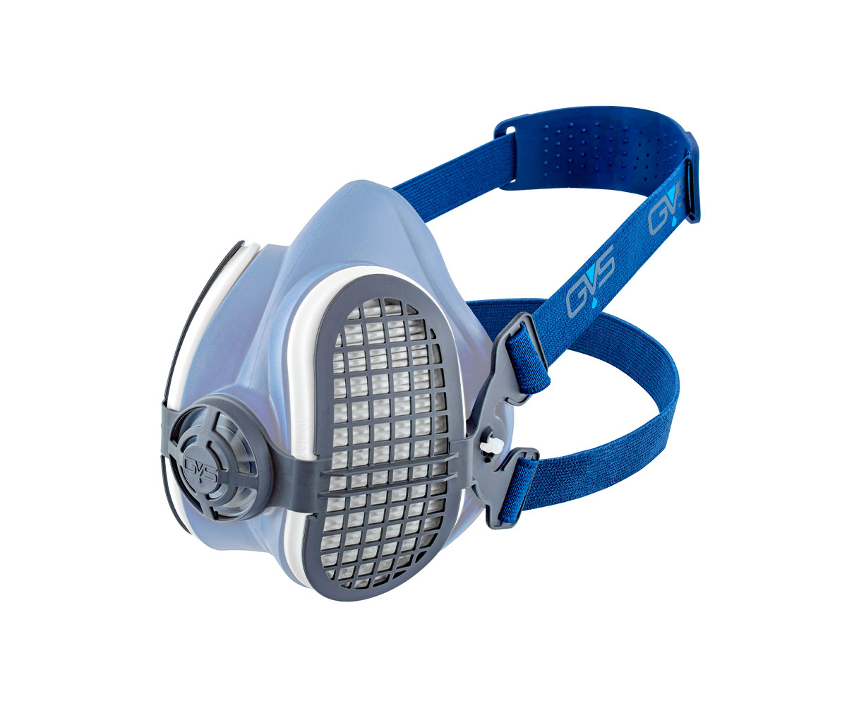 SPM558 Elipse Mask Particulate Strap Support Assembly, image 2