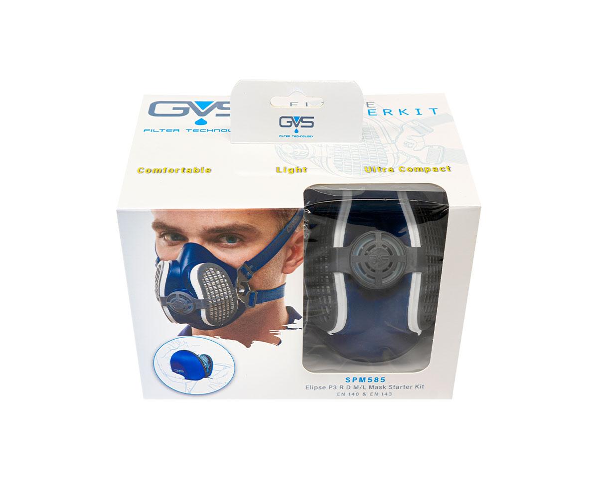SPM585 Elipse® P3 RD Mask Starter Kit, image 1
