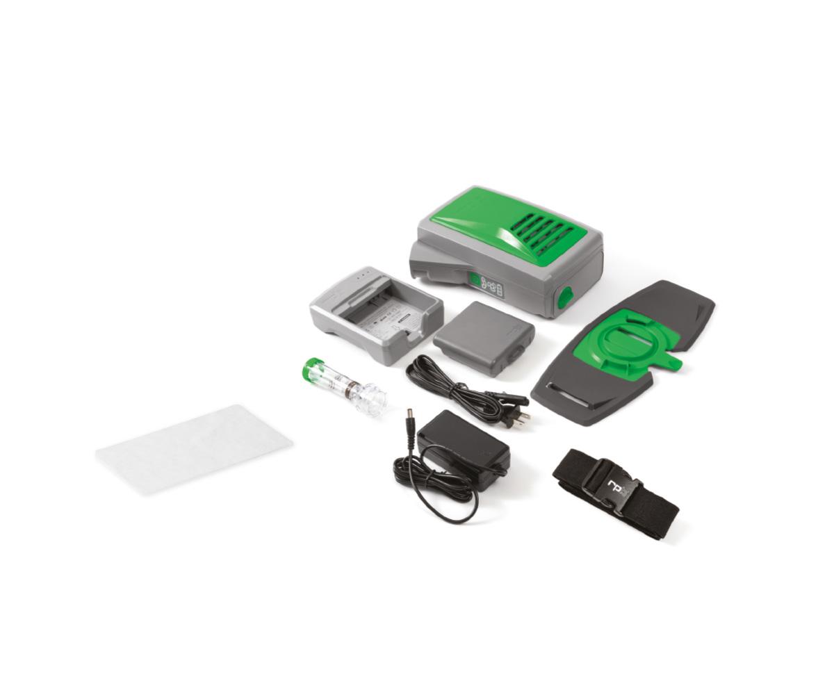 RPB PX5 PAPR Starter Pack per Filtri a Gas, immagine 1
