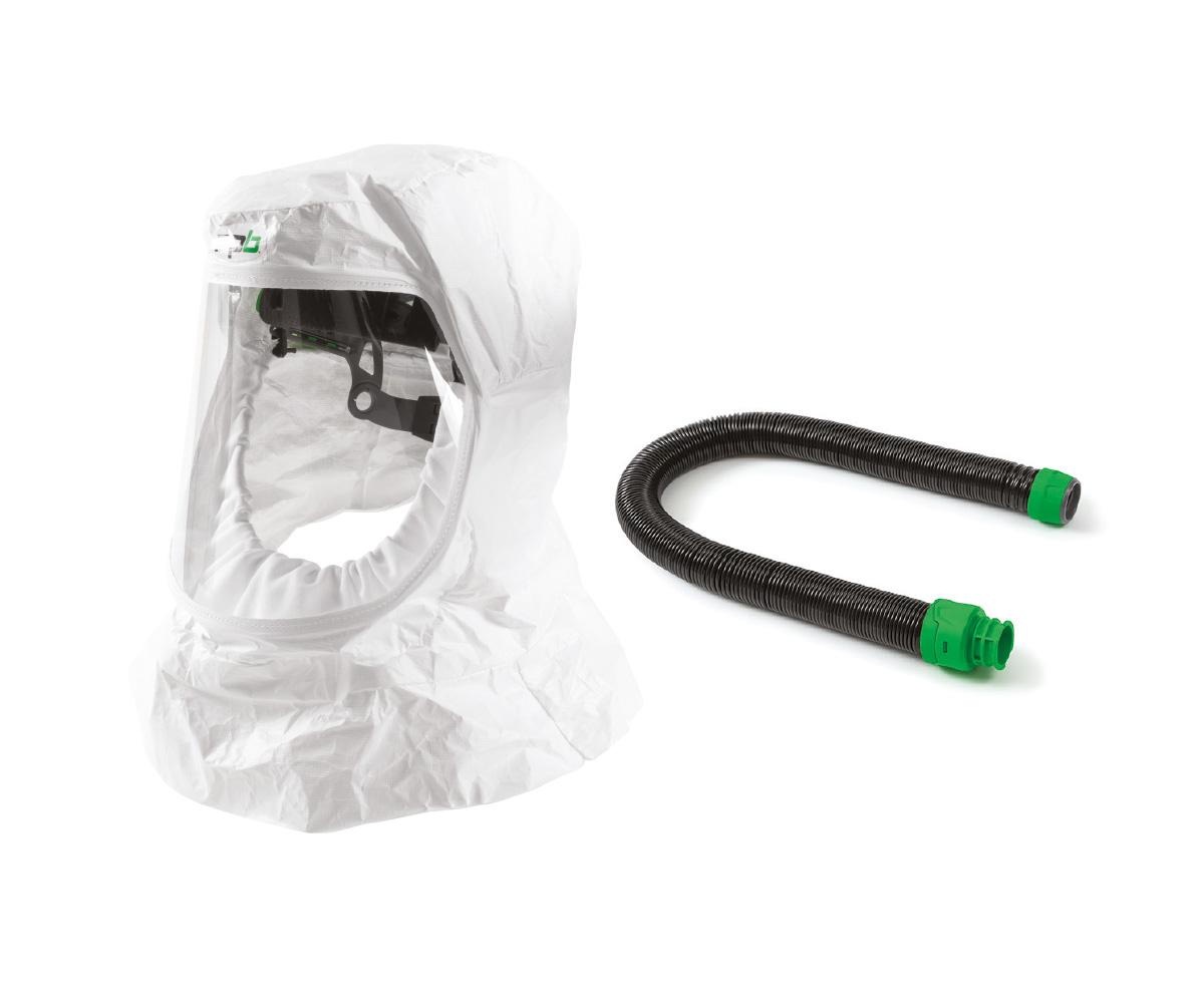 RPB Respiratore T200, Full Hood Head Harness, immagine 1
