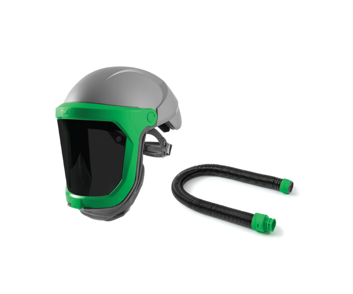 RPB Z-link respirator -Zytec FR Chin Seal for PX5 PAPR, image 1