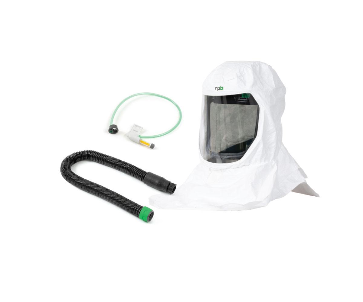 RPB T-Link SAR Respirator, Bump Cap, image 1